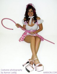 Little Bo Peep won't loose her shoes