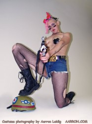 Don't F with Tank Girl.