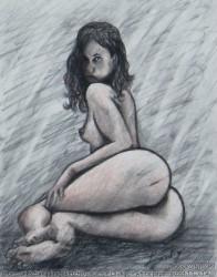 coy n wanting sketch