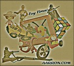 Toy Time Tattoo Project with Aarron Port Angeles location