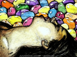 jellybean erotic sizzle artwork