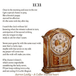 11:11 wishes poem