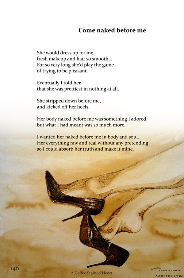 Come Naked Poem
